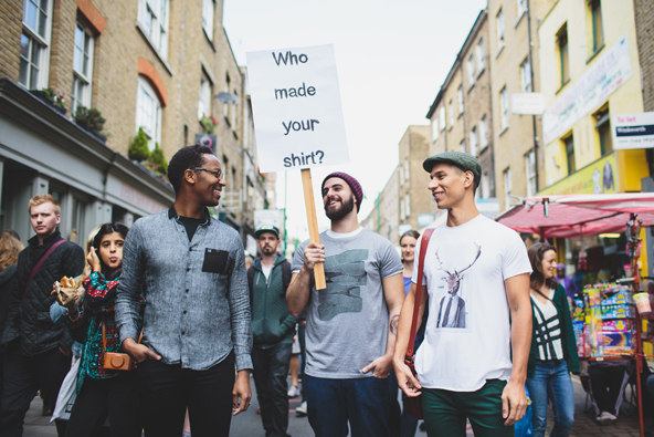 sustainable casual menswear from Brothers We Stand