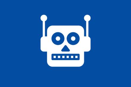 An icon of a robot