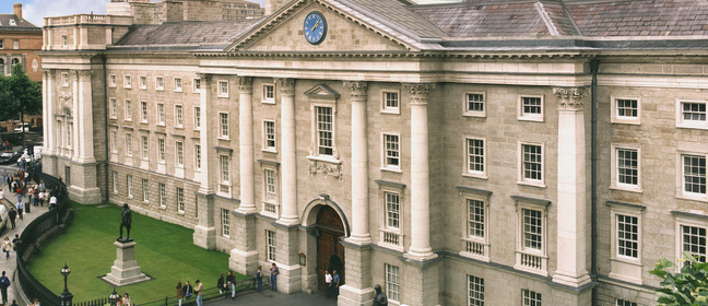 Online courses from Trinity College Dublin