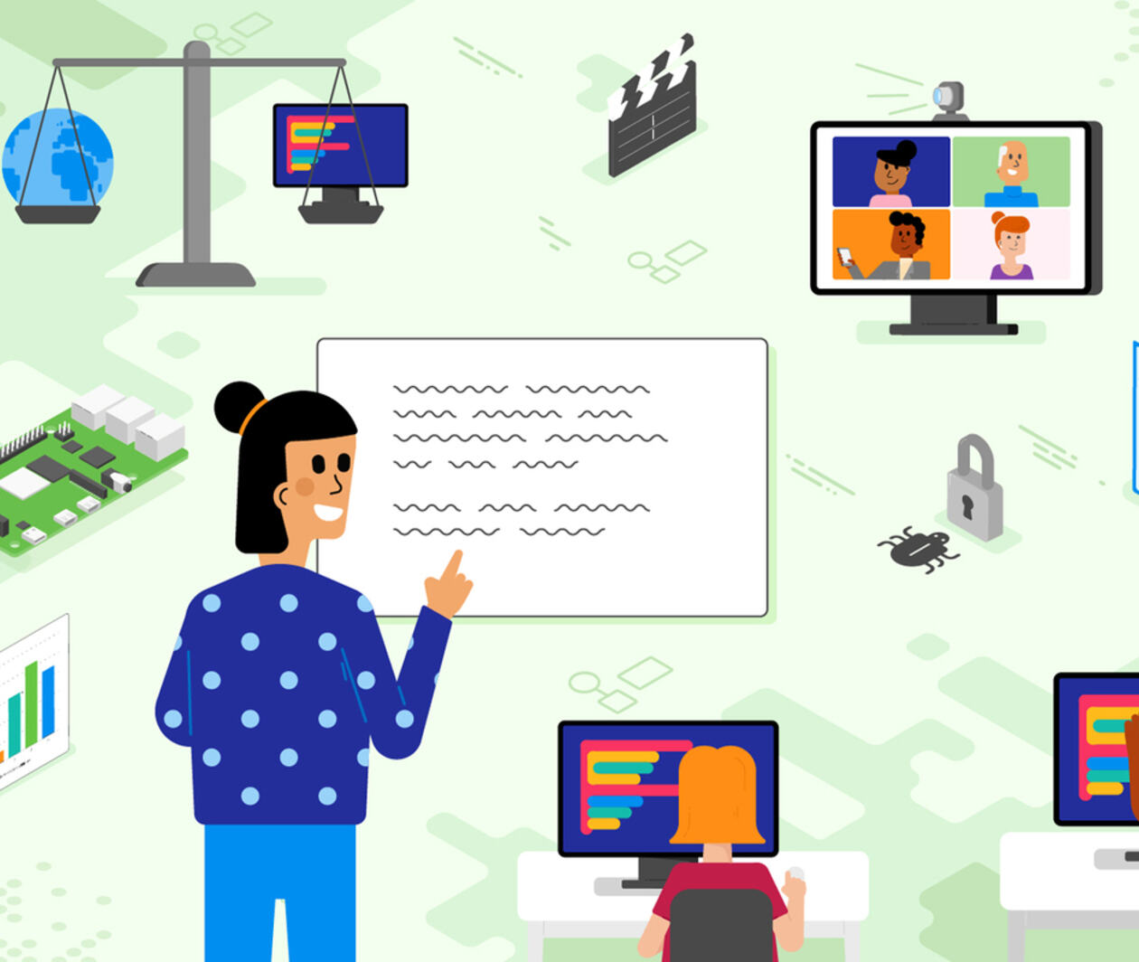 Teach Computing in Schools: Creating a Curriculum for Ages 11 to 16