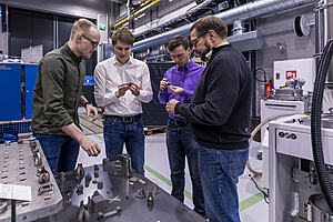 Additive manufacturing enables manufacturing of more efficient structures