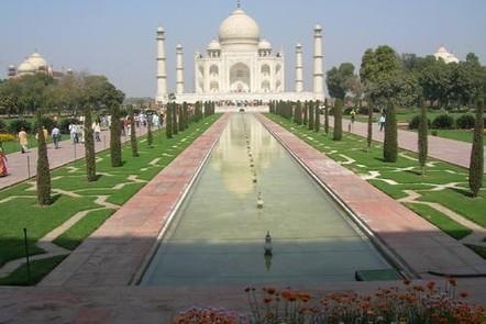 Taj Mahal ©UNESCO