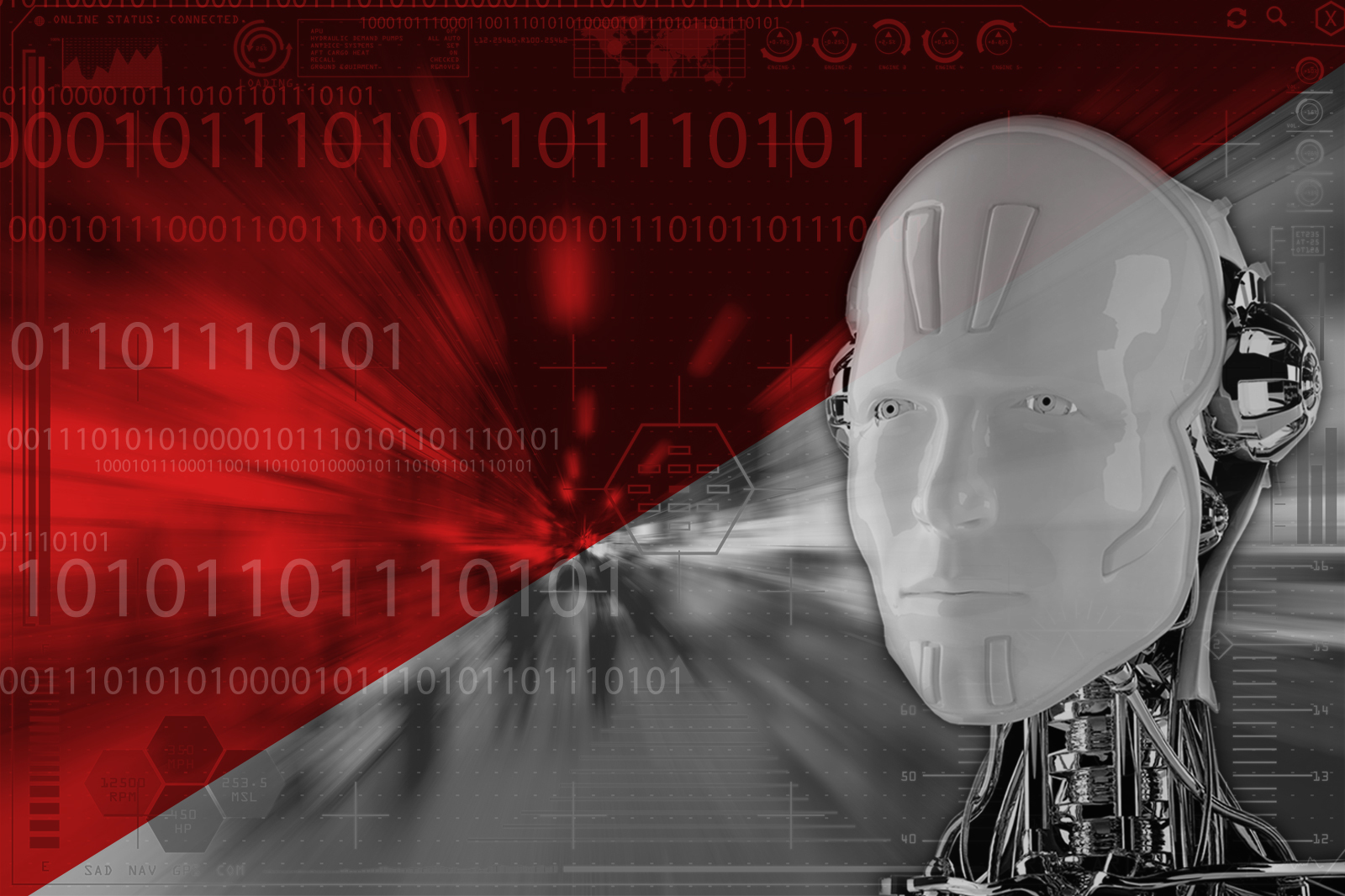 Robotic Vision 3: Making robots see