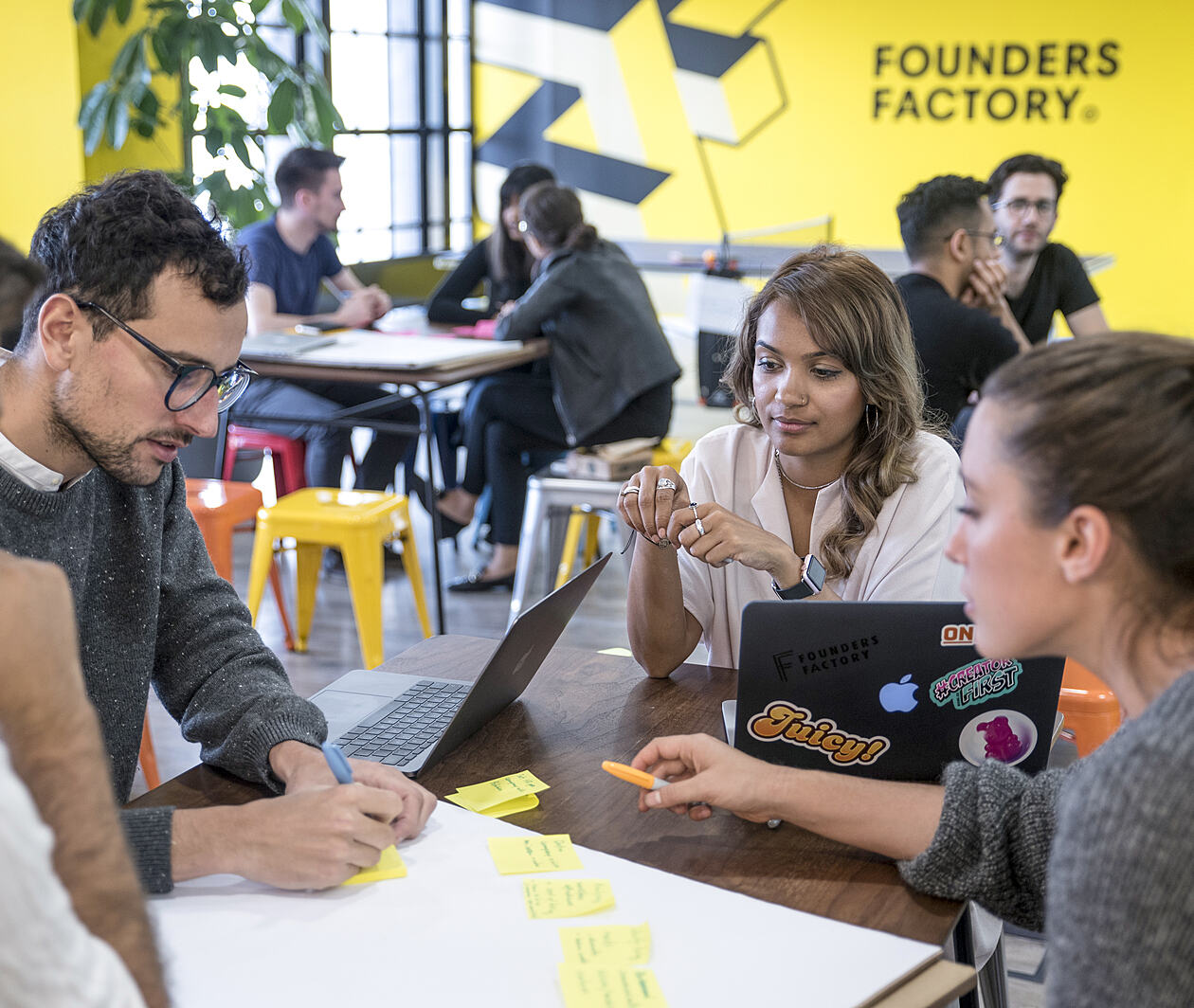 Venture Design: How to Create VC-Backable Business Ventures from Scratch