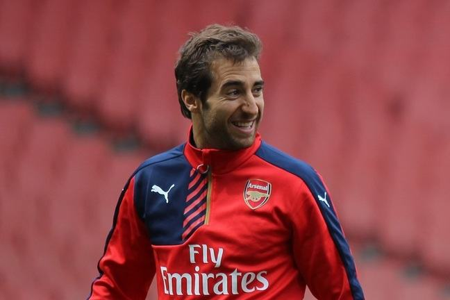 Mathieu Flamini, Arsenal football player