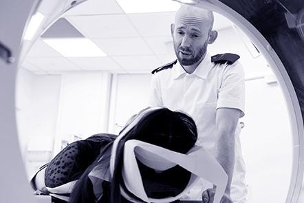 MRI investigation