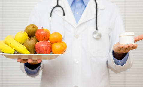 Using Food as Medicine in Healthcare Practice