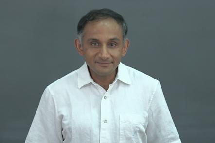 Educator Arjun Berera