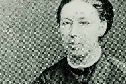 Emily Davies, an early campaigner