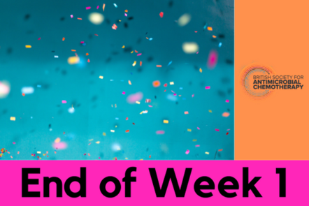 End of week one