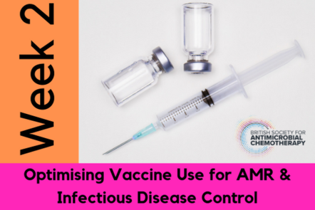 Week 2 - Optimising vaccine use for AMR and infectious disease control