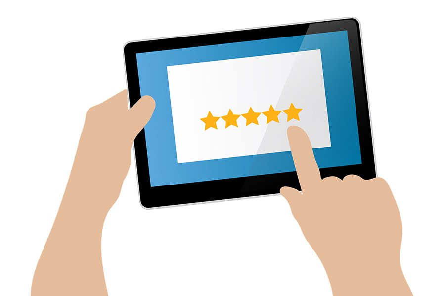 Importance of reviews