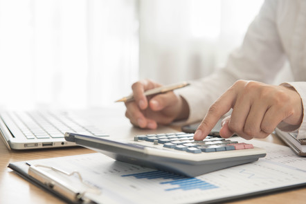 Calculating costs and funding sources