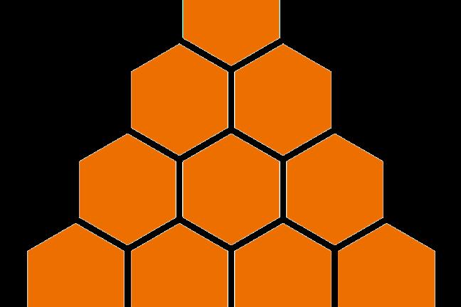 Hierarchy pyramid