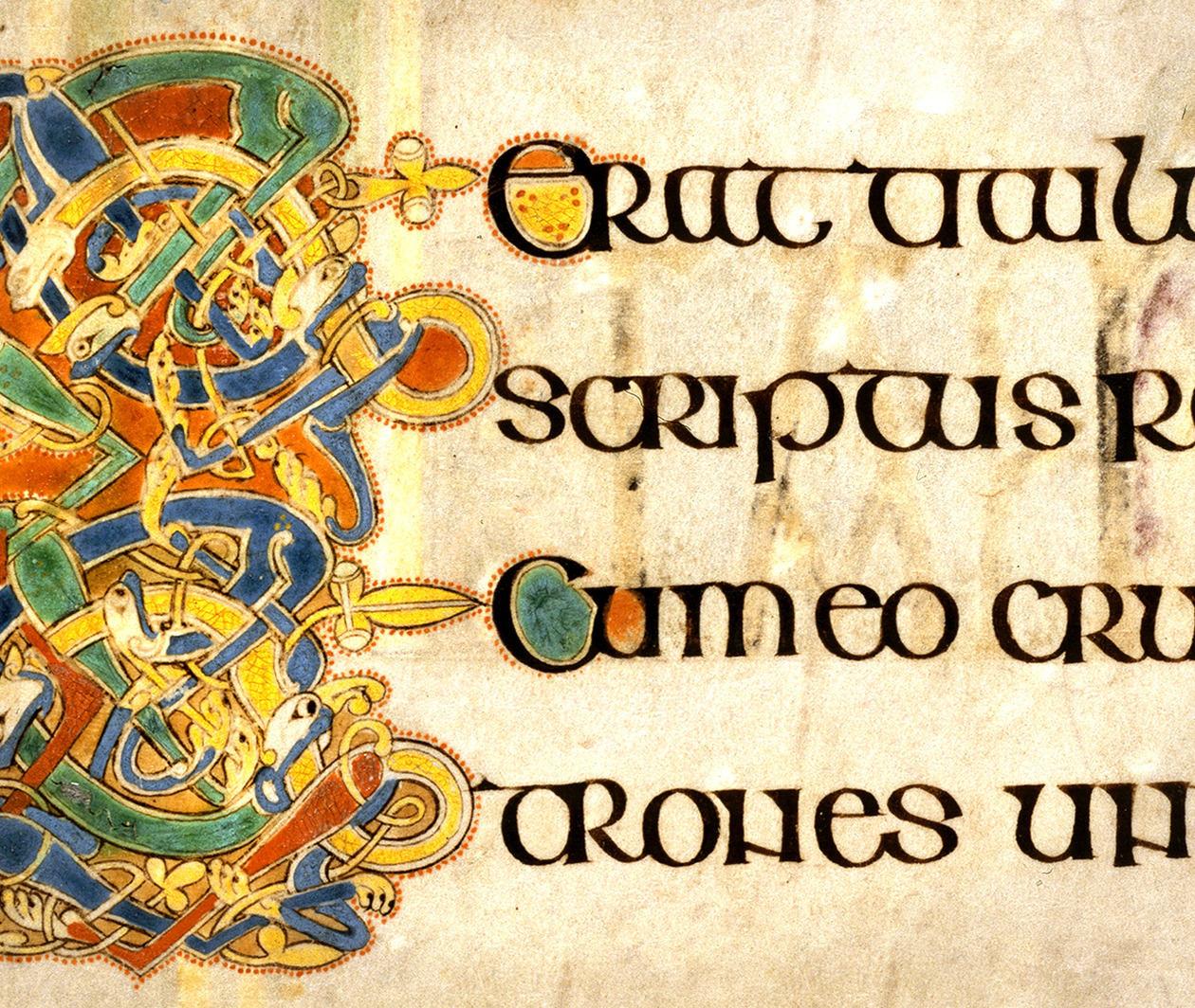 The Book of Kells: Exploring an Irish Medieval Masterpiece