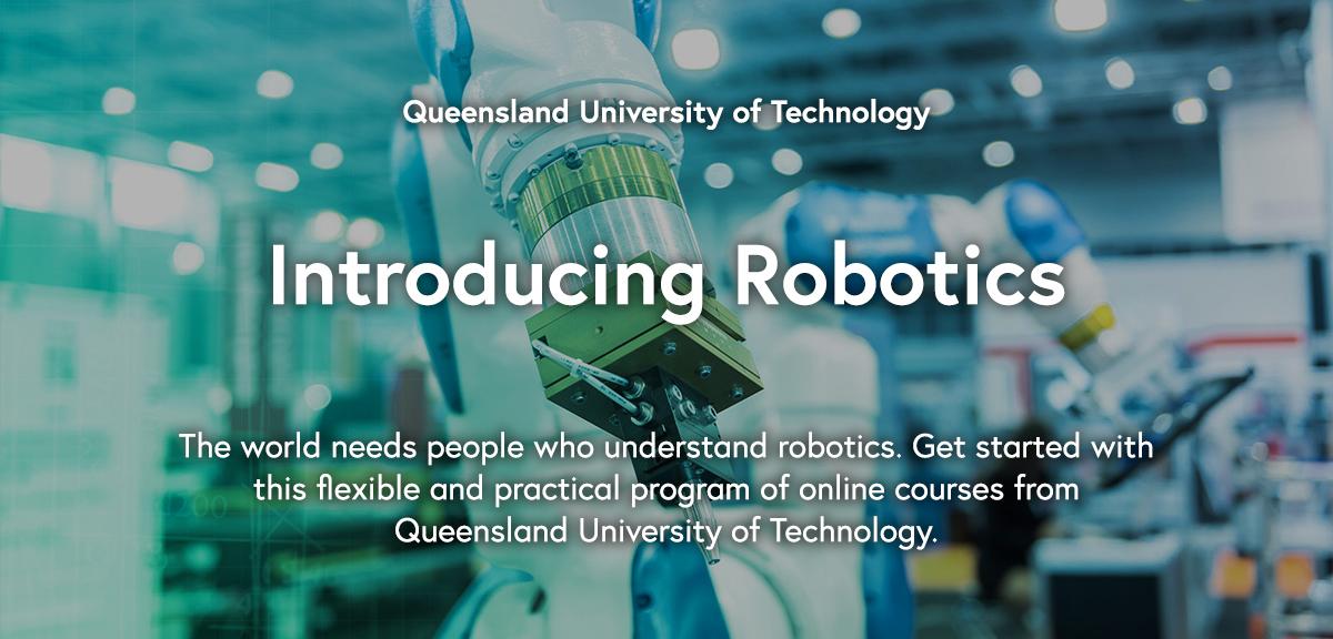 Introducing Robotics Program Futurelearn