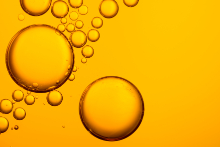 Bubbles of different sizes