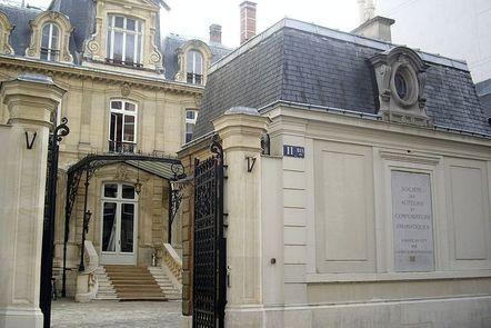 SACD building in Paris