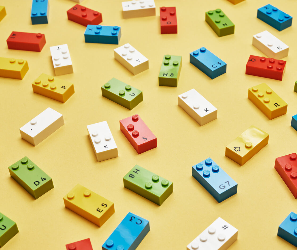 Learning Through Play with LEGO® Braille Bricks