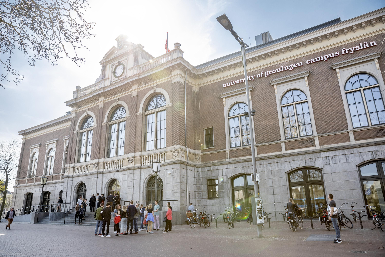 De Beurs, Campus Fryslan in Leeuwarden