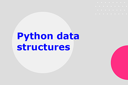 PFP01-Title card-Python data structures