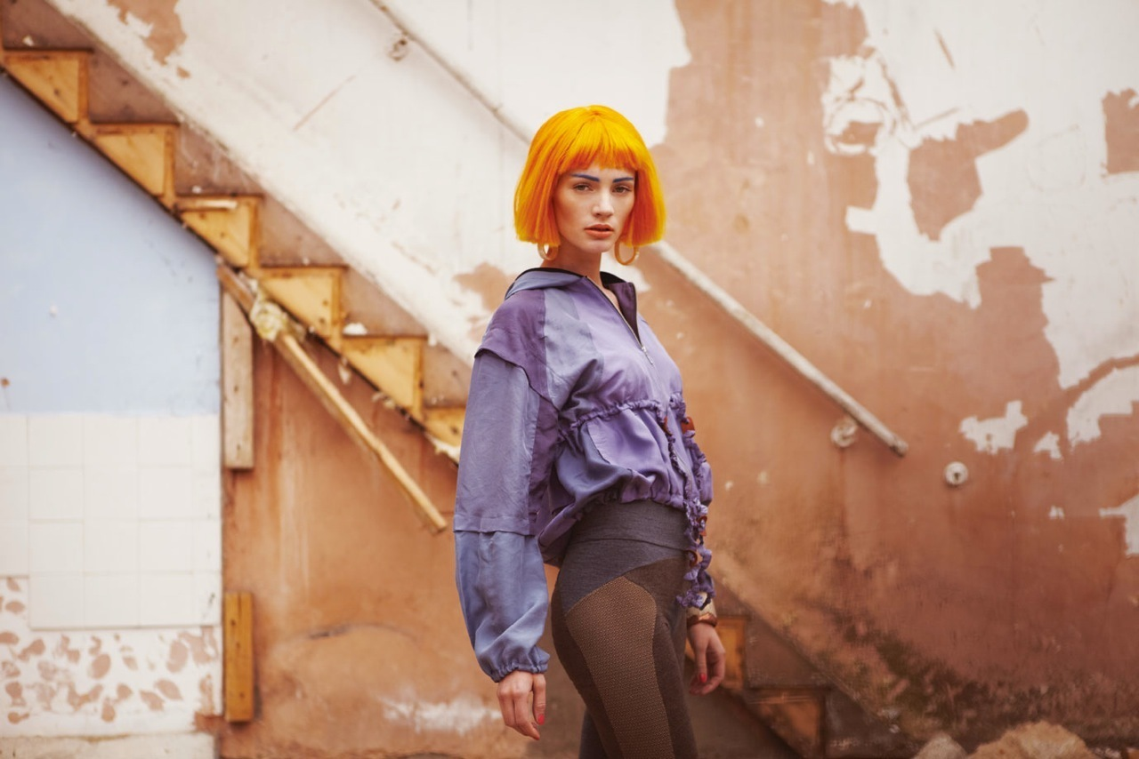 Upcycled women's wear from Goodone