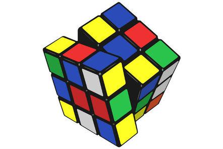 Rubix cube image