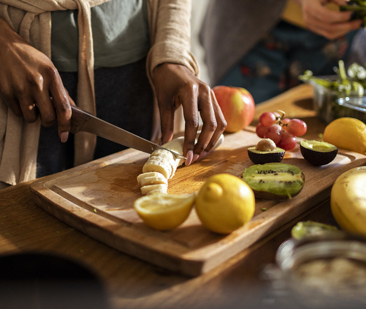 Nutrition: Healthy Cooking, Healthy Living
