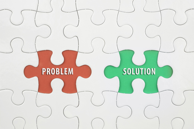 jigsaw with words problem and solution