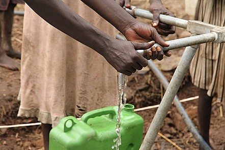 Oxfam is providing clean drinking water to over 100,000 refugees who have crossed the border into Ethiopia from South Sudan since conflict broke out in December 2013.