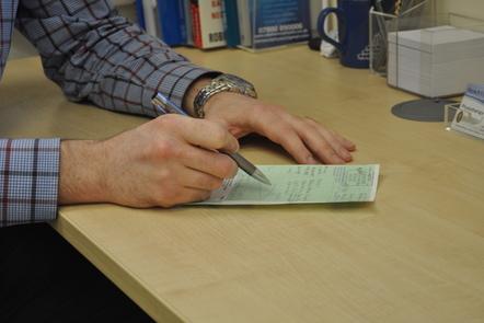 Checking a prescription