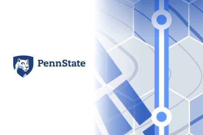 Logo of Penn State University