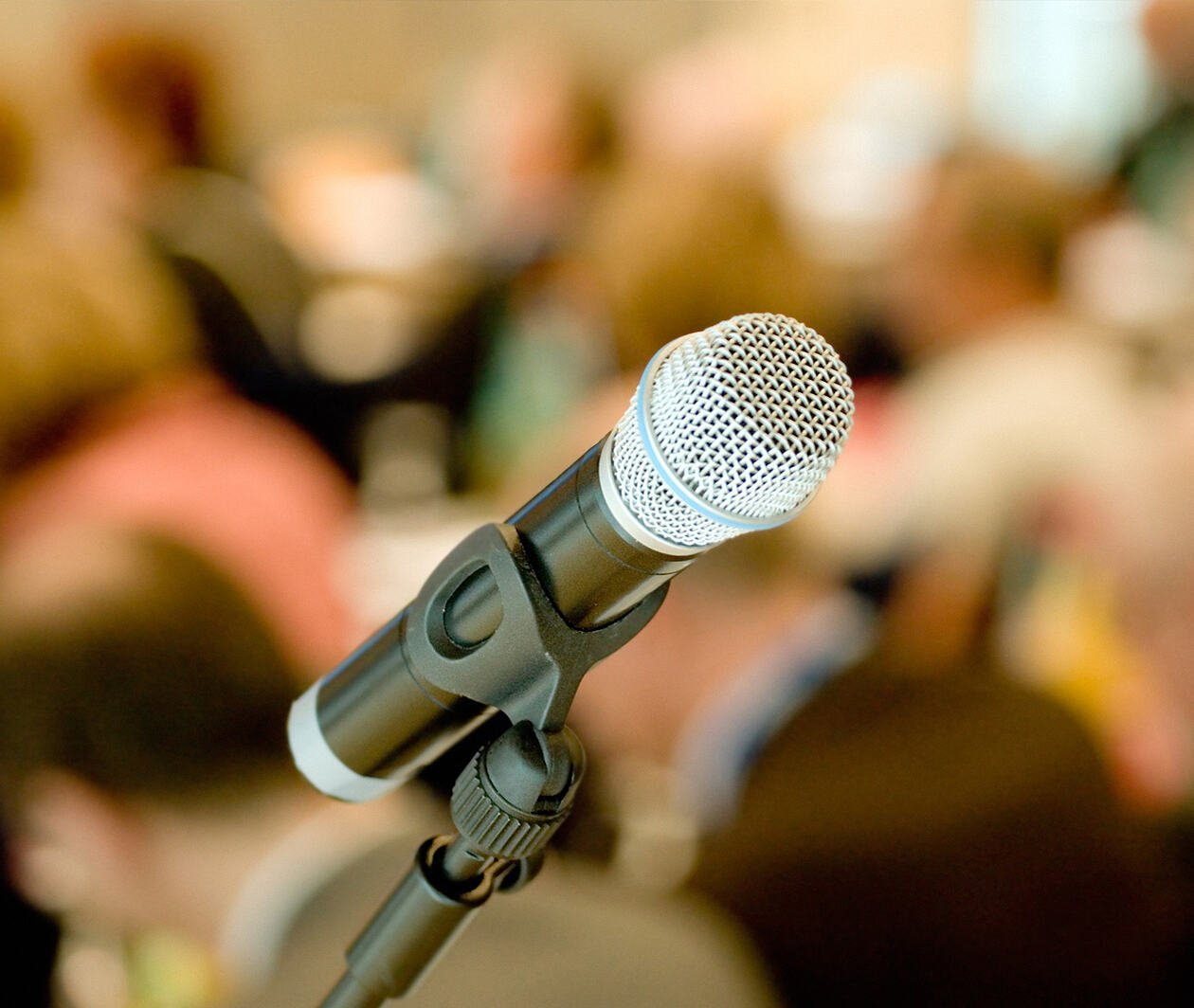 Become a Better Presenter: Improve Your Public Speaking Skills