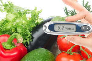 vegetables and a medical device