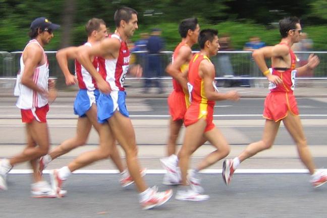 World championship runners