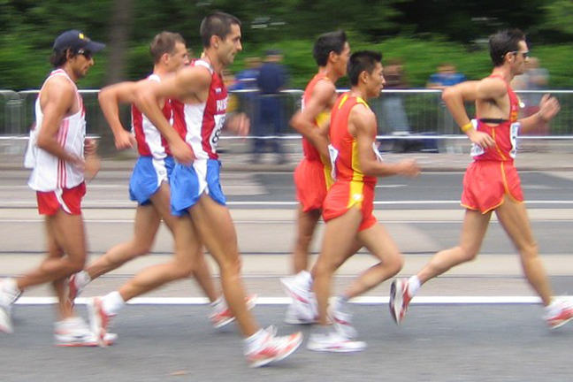 World championship runners