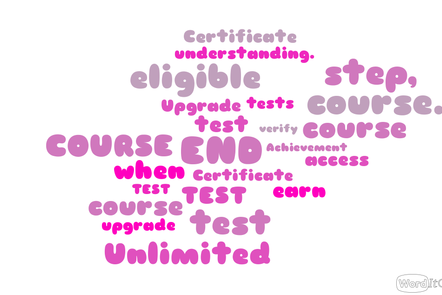 Test step wordel