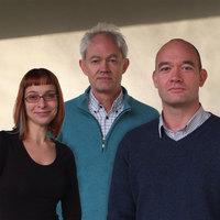 Prof. Simon Keay, Prof. Graeme Earl  and Dr. Dragana Mladenović