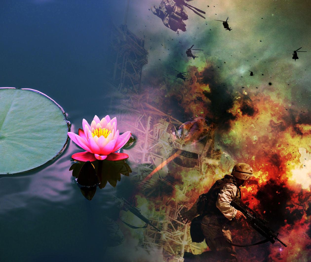 Buddhism: Diamond Sutra and World Peace