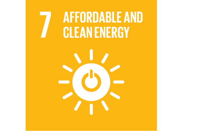 Affordable and Clean Energy Sustainable Development Goal Logo