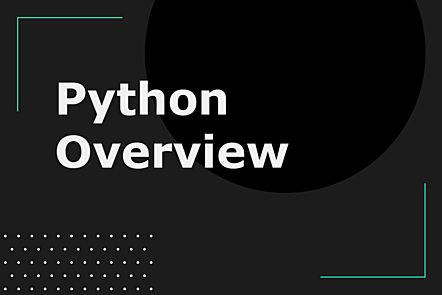 PFP01-Title card-Python Overview