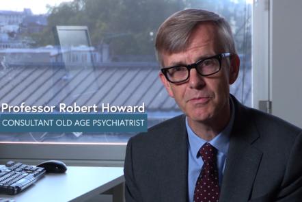 Image of Professor Rob Howard