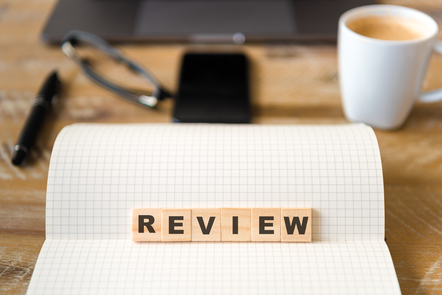 Review in letters
