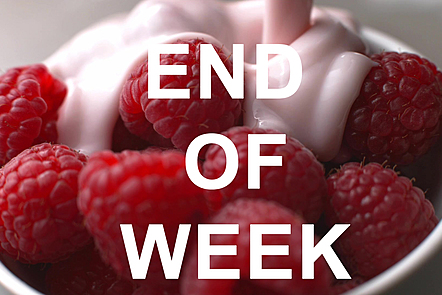 End of week