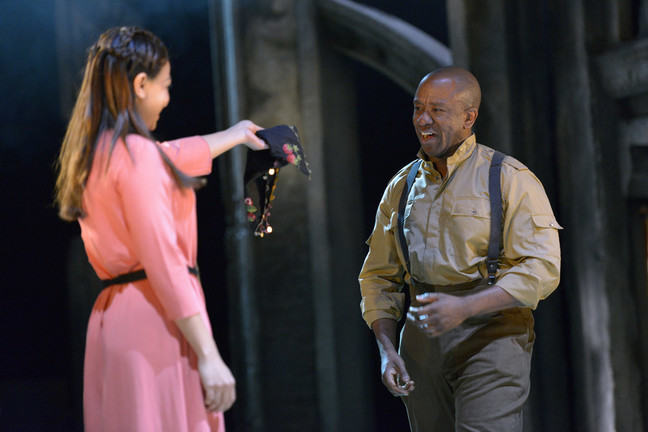 Othello at the RSC