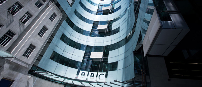 BBC - New Broadcasting House, London