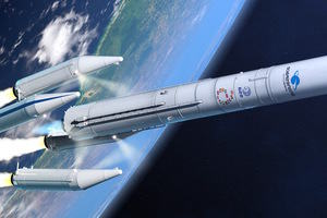 Ariane 6 version 64 ESA©