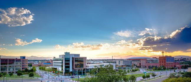 University of Colorado - CUD campus