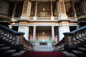 Grand Staircase in the FCO Main Building