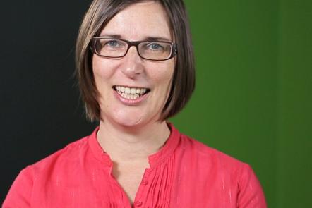 Educator Suzanne